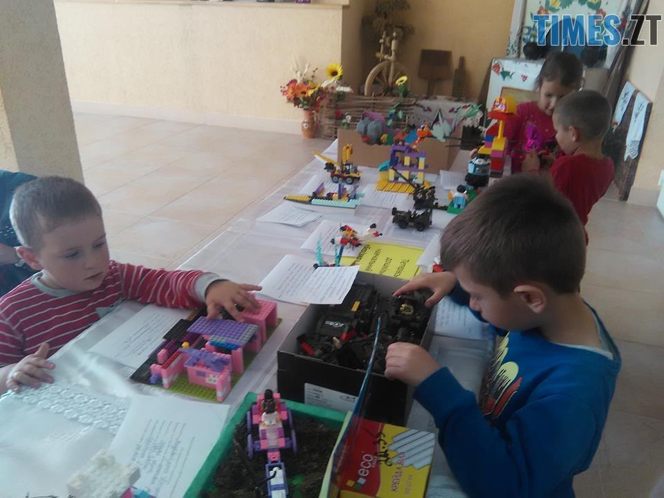 21 - У Тетерівській ОТГ діти поєднали LEGO та туризм