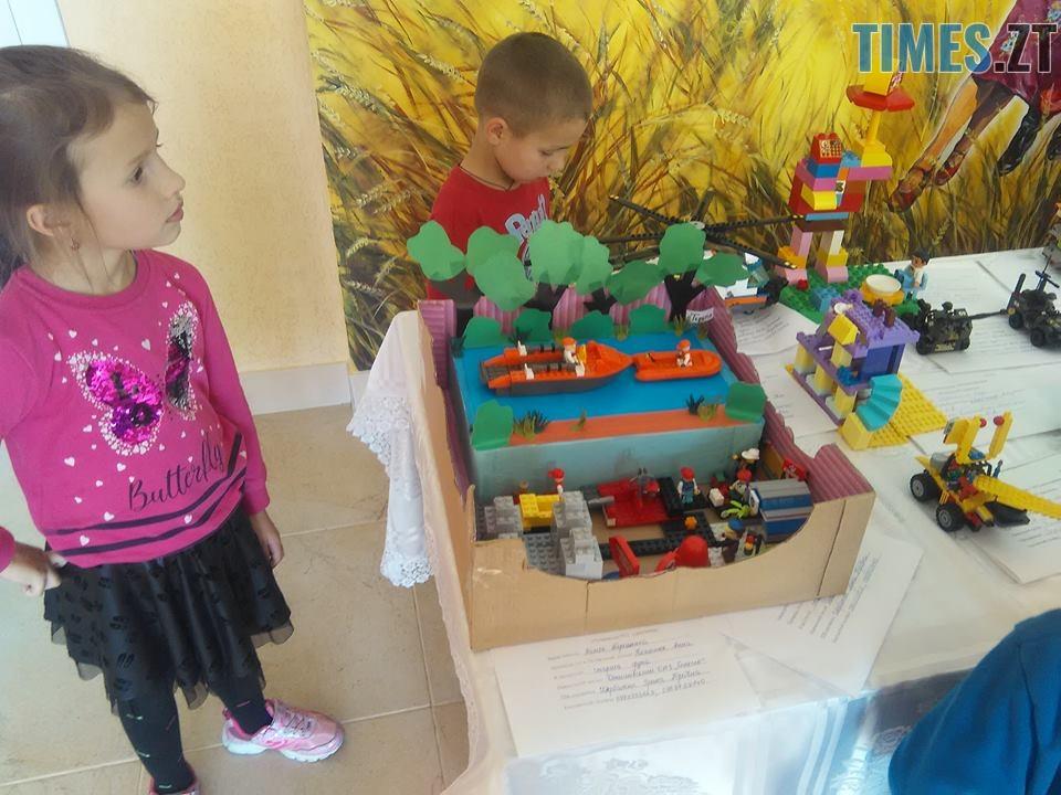 23 - У Тетерівській ОТГ діти поєднали LEGO та туризм