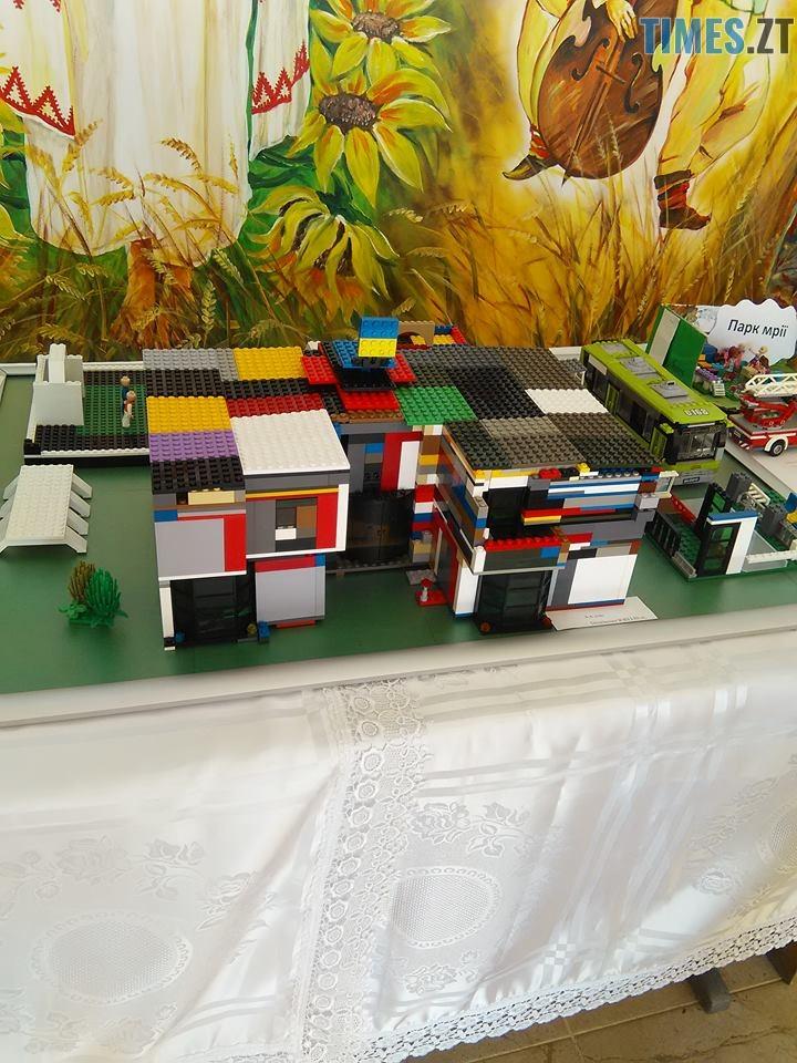 5 - У Тетерівській ОТГ діти поєднали LEGO та туризм