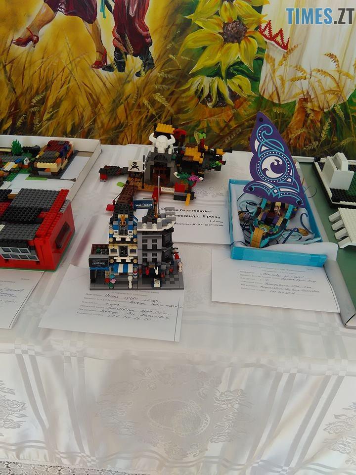 6 - У Тетерівській ОТГ діти поєднали LEGO та туризм