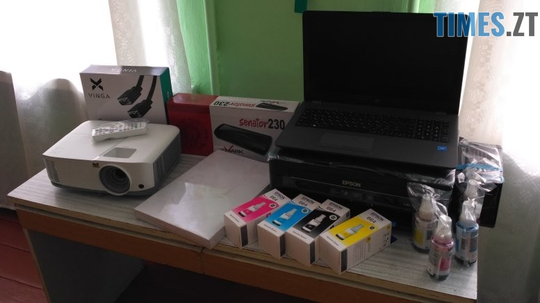 0910201888888888 - Для програми «Нова українська школа» в Житомирській області закуплять обладнання на 15 мільйонів гривень