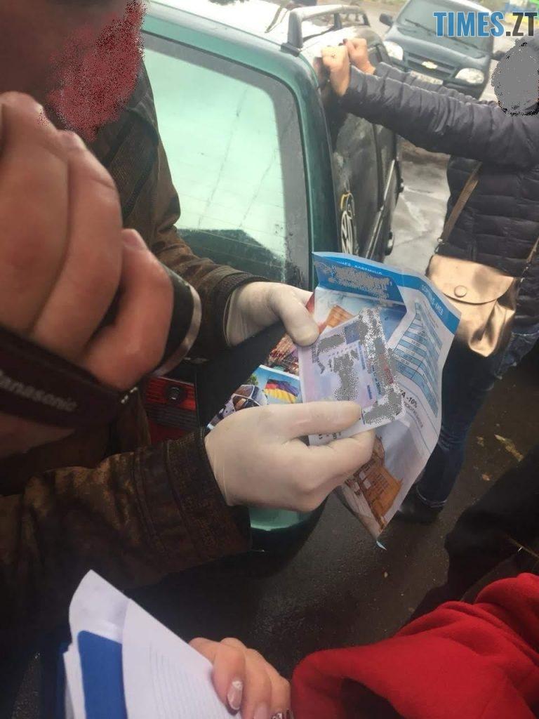 12173 768x1024 - Хотіли продати фальшиві паспорти ЄС: силовики затримали «на гарячому» трьох житомирян