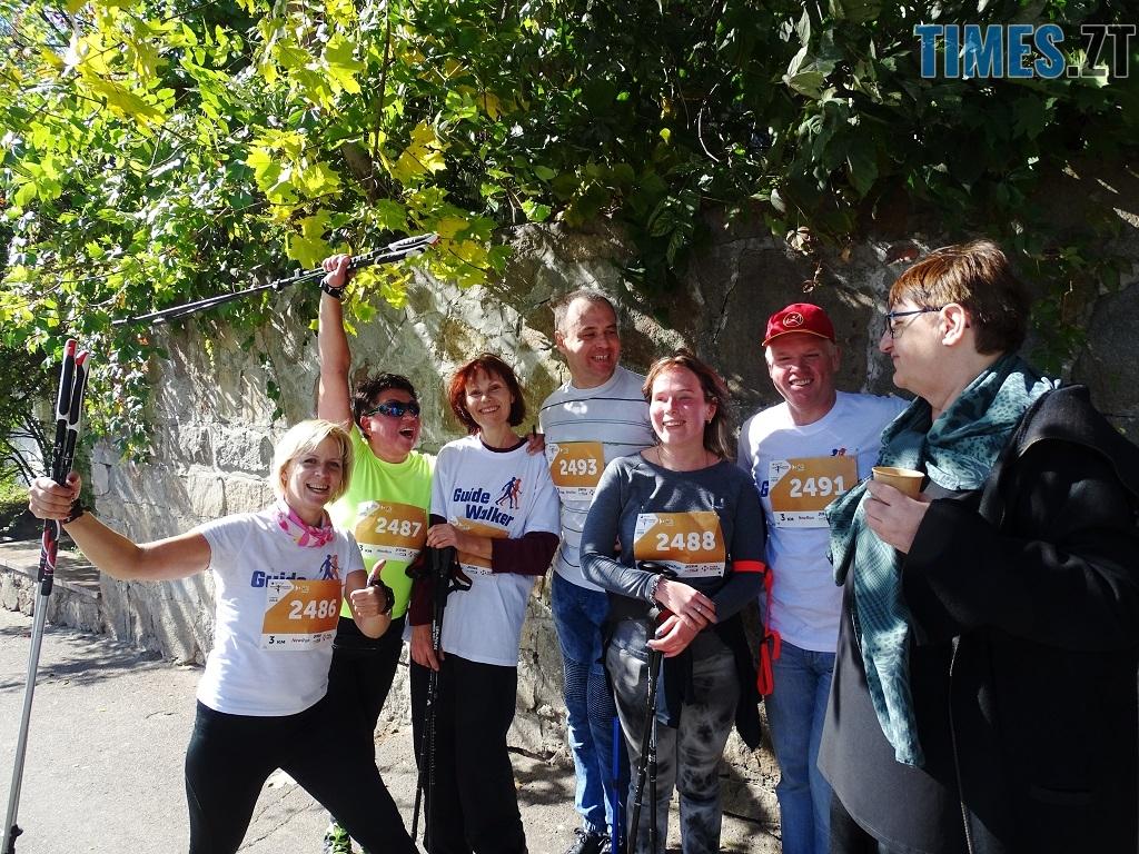 17 - У перших відкритих змаганнях зі скандинавської ходьби на Житомирщині помірялися силою понад 100 учасників