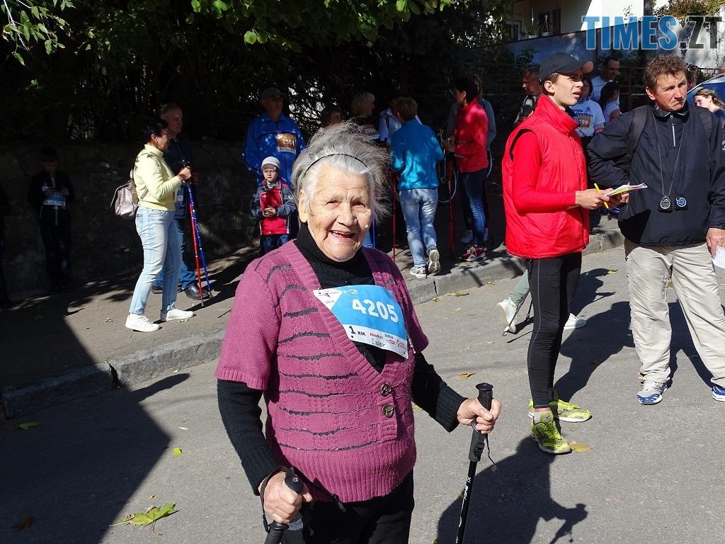 2 2 - У перших відкритих змаганнях зі скандинавської ходьби на Житомирщині помірялися силою понад 100 учасників