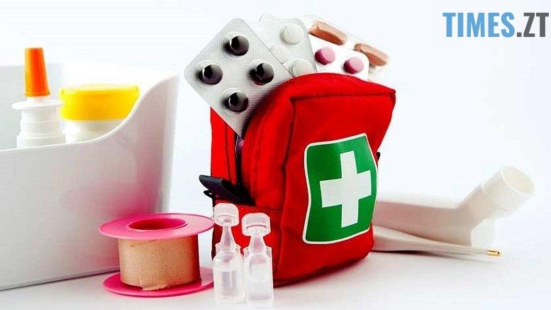 Домашня аптечка - вміст