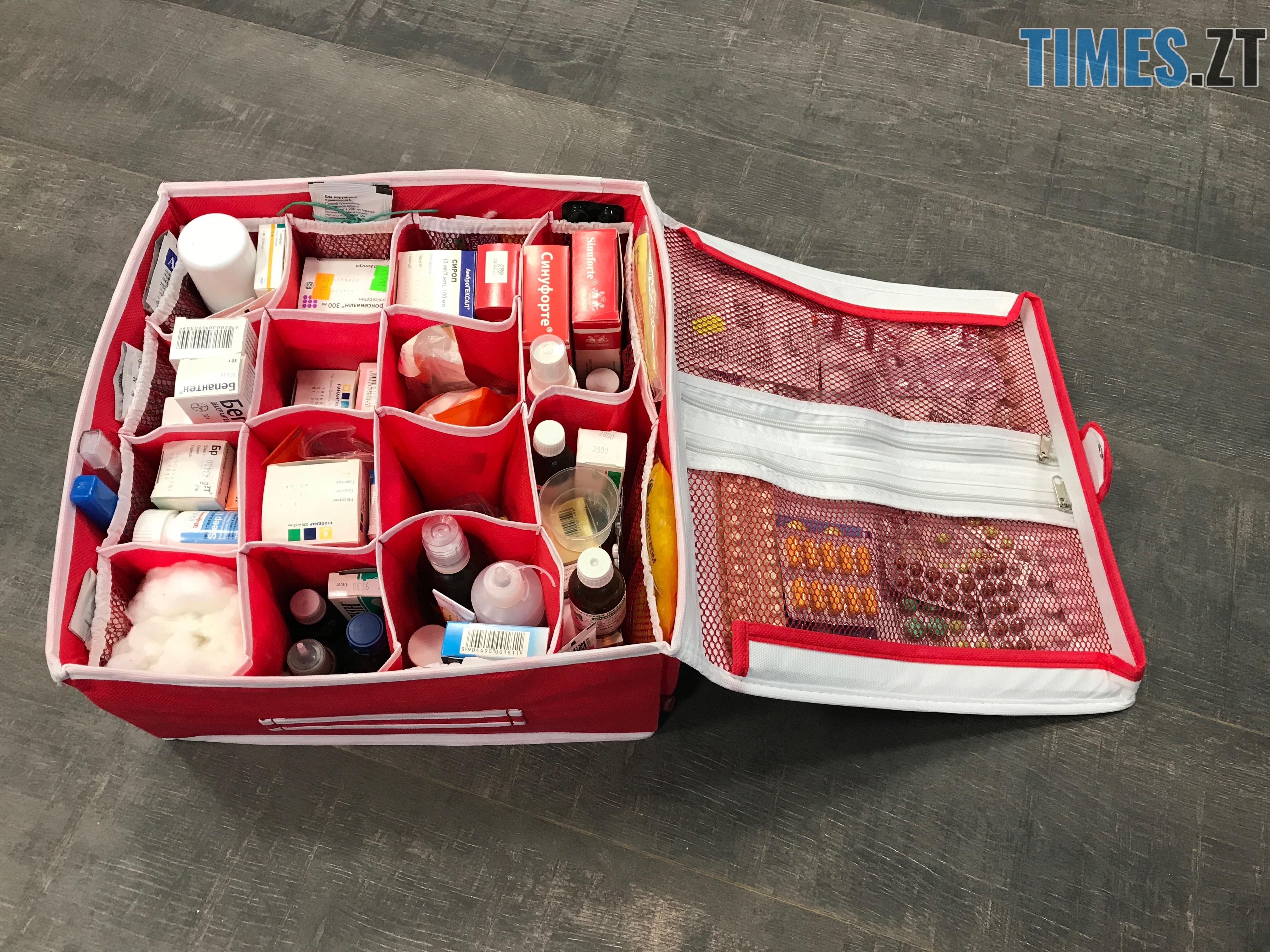 4 - Домашня аптечка: які медикаменти повинні бути в кожній оселі