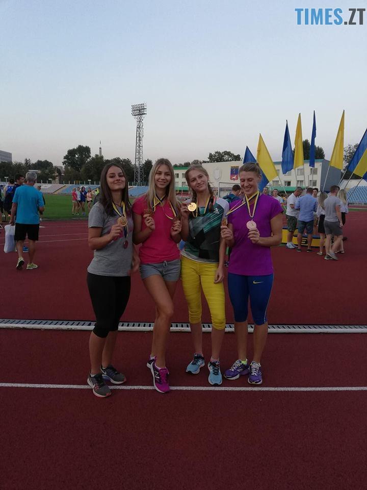 42353741 1557517707727211 5740015472305242112 n - Дружина, мама, студентка та спортсменка: інтерв'ю з призеркою чемпіонату України з легкої атлетики