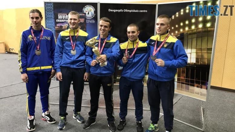 43931456 575393669530493 3263545618718523392 n - Євгеній Колесник став срібним призером Чемпіонату світу 2018 з гирьового спорту