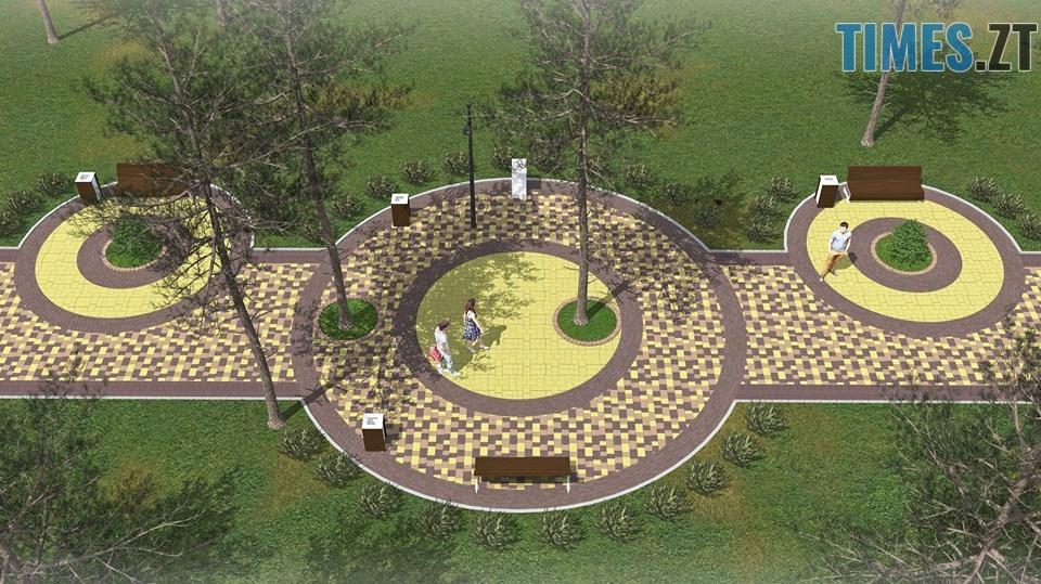 45024644 2157683847616939 1219031479472881664 n - Як виглядатиме центральна алея житомирського Гідропарку після реконструкції
