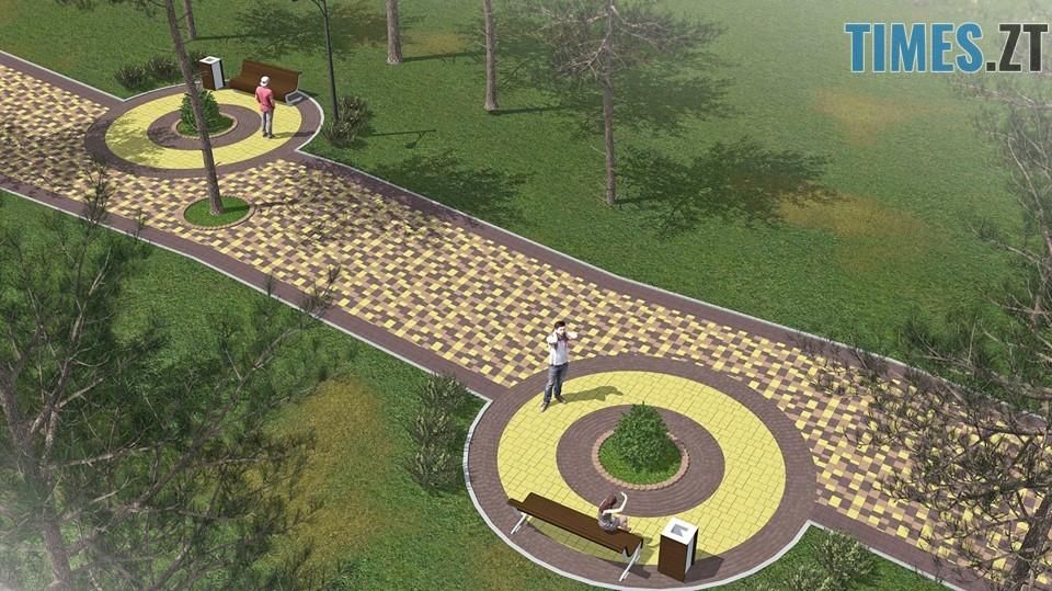 45033176 2157682544283736 9088172767093719040 n - Як виглядатиме центральна алея житомирського Гідропарку після реконструкції