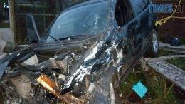 7z 260x146 - У Житомирі BMW X5 в'їхав у бетонний забор: водійка загинула на місці
