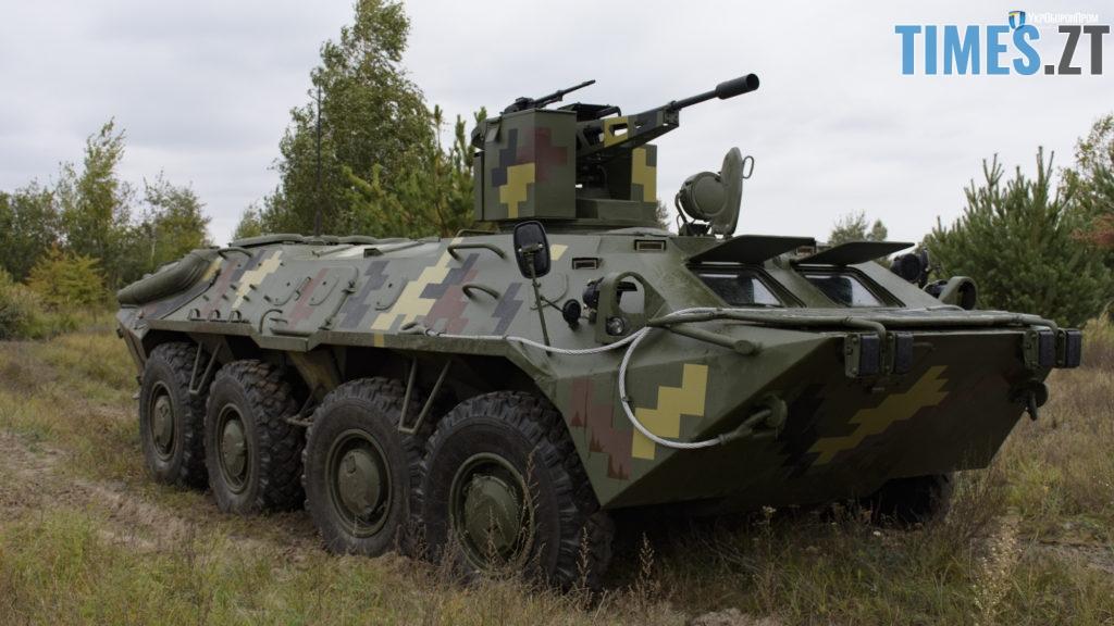 DSC0916 1 - Новітні розробки Житомирського бронетанкового заводу показали на Міжнародній оборонній виставці