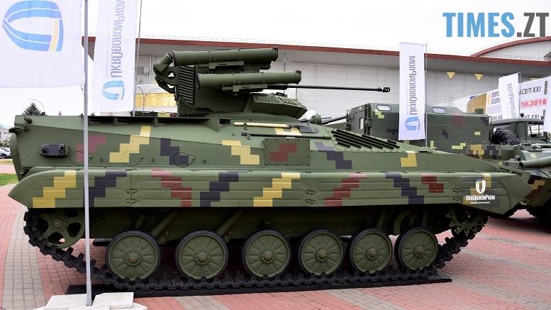 DSC1946 - Новітні розробки Житомирського бронетанкового заводу показали на Міжнародній оборонній виставці