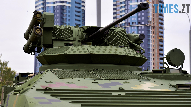 DSC1950 - Новітні розробки Житомирського бронетанкового заводу показали на Міжнародній оборонній виставці