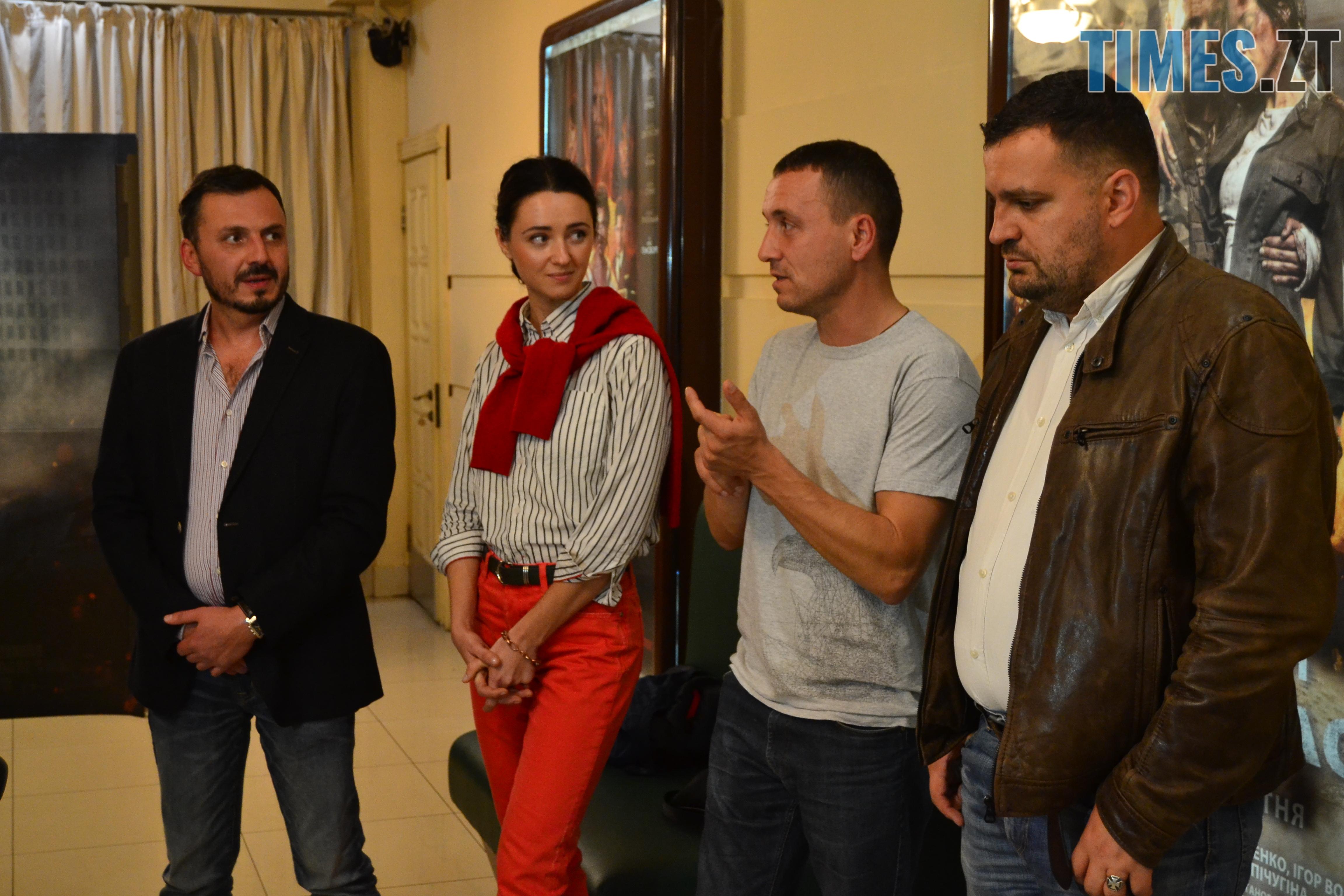 """DSC 0362 - Дивись українське: в Житомирі відбулась прем'єра фільму «Позивний """"Бандерас""""»"""