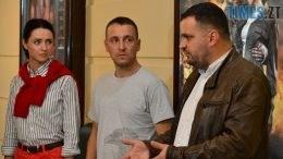 """DSC 0370 260x146 - Дивись українське: в Житомирі відбулась прем'єра фільму «Позивний """"Бандерас""""»"""