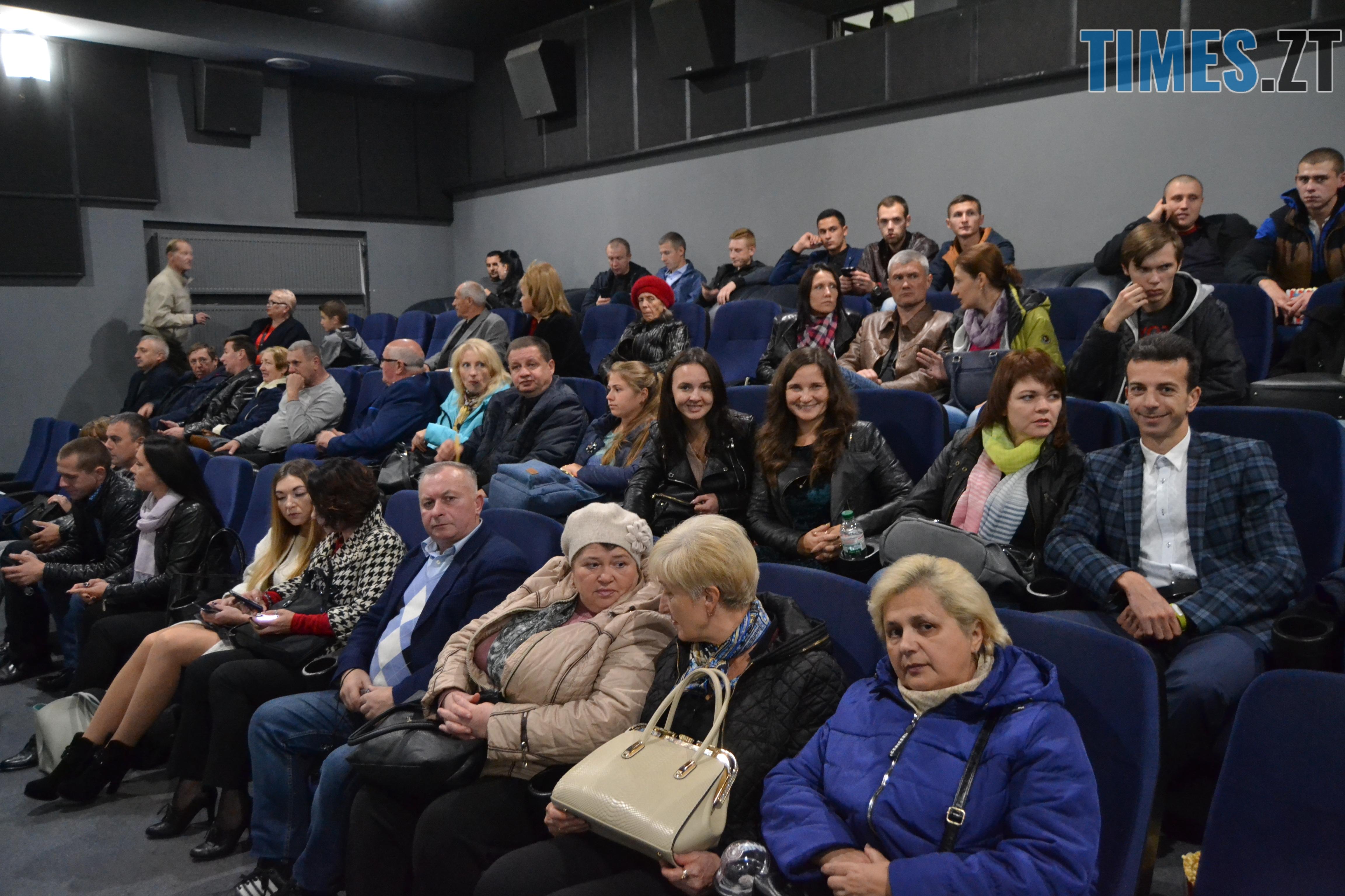 """DSC 0455 - Дивись українське: в Житомирі відбулась прем'єра фільму «Позивний """"Бандерас""""»"""