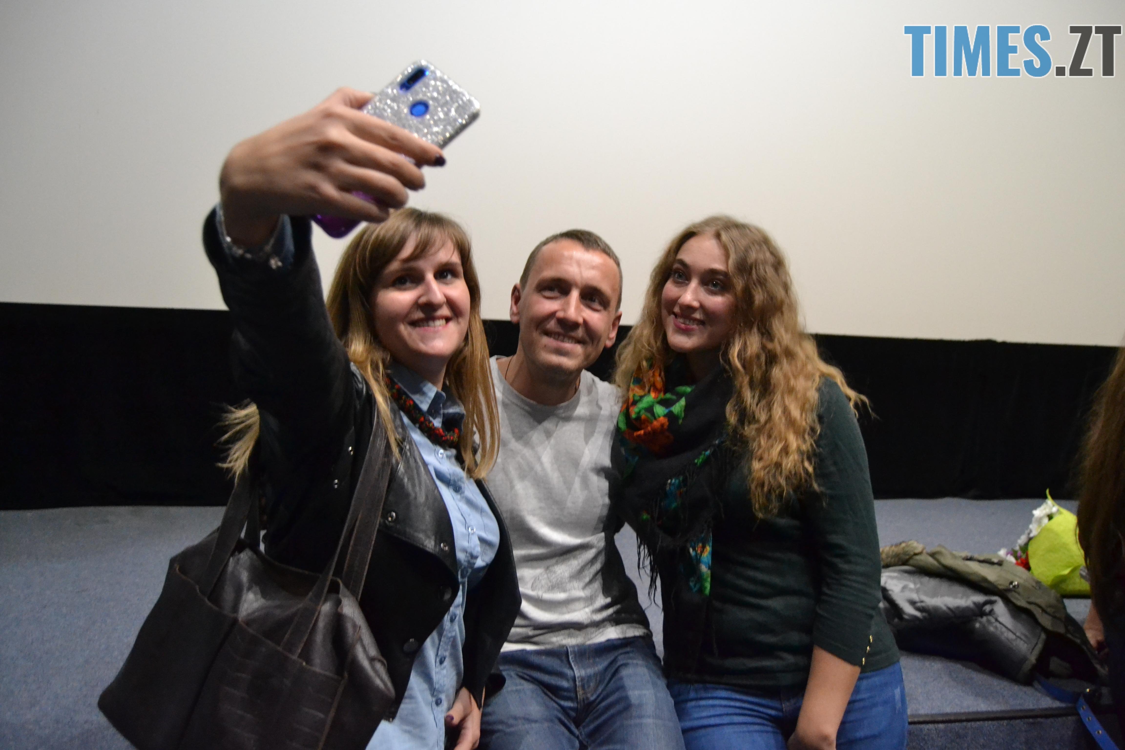 """DSC 0585 - Дивись українське: в Житомирі відбулась прем'єра фільму «Позивний """"Бандерас""""»"""