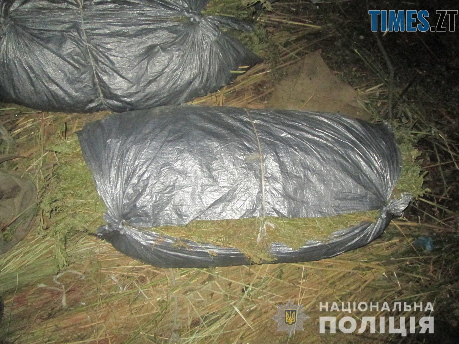 IMG 3117 - Наркоплантатор по-бердичівськи: поліція вилучила у місцевого жителя півтонни коноплі