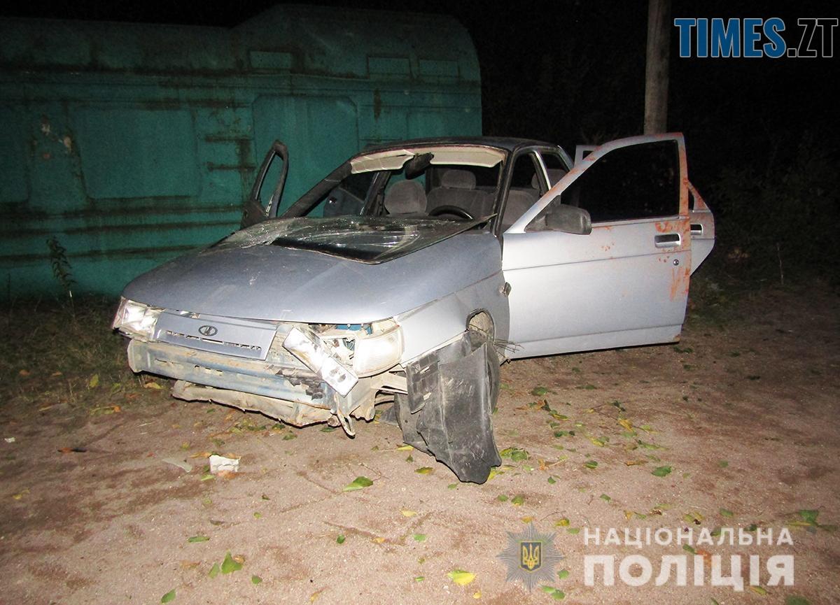 IMG 3395 2 - У Коростені ВАЗ збив дитину: поліція розшукує водія, який втік з місця події (ФОТО)
