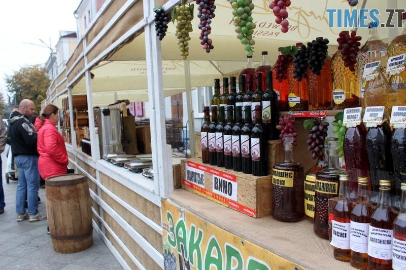 IMG 7275 - Що можна скуштувати та придбати на Покровському ярмарку у Житомирі