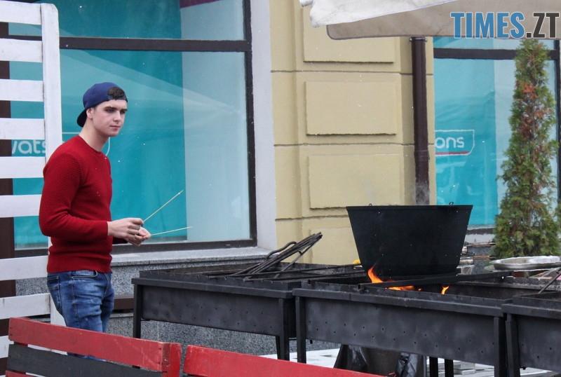 IMG 7312 - Що можна скуштувати та придбати на Покровському ярмарку у Житомирі