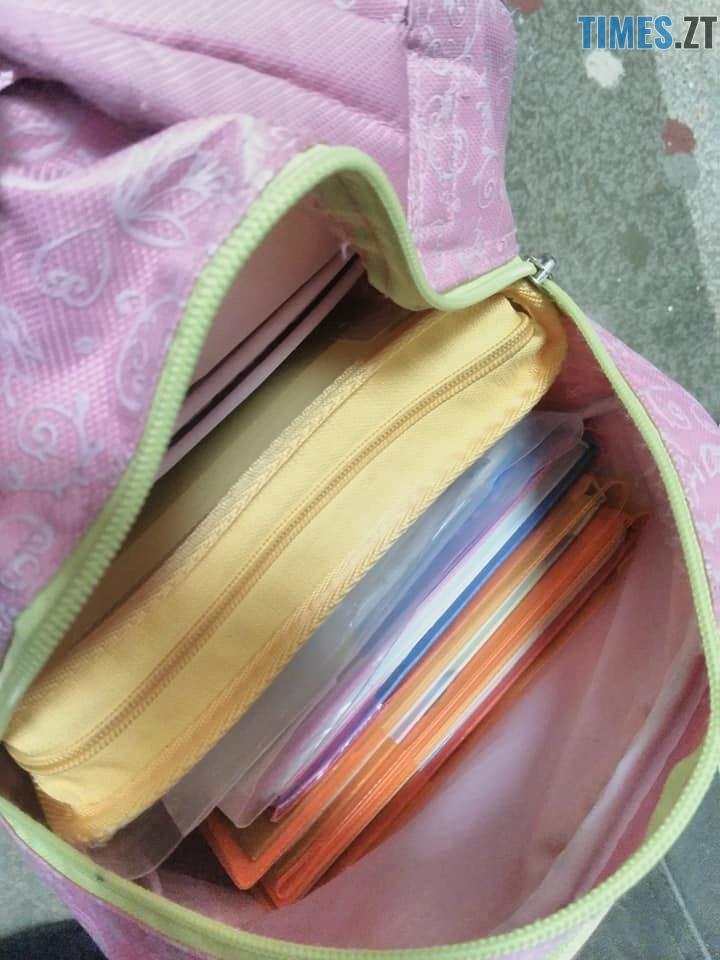 IMG 8498 - Реальна вага знань: скільки кілограмів книжок носять житомирські школярі в своєму ранці