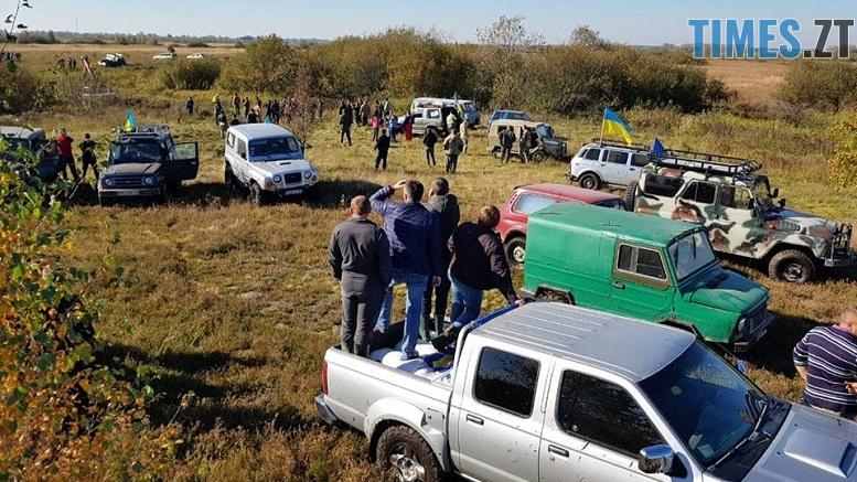 Off roаd 1 - На Житомирщині влаштували перегони на виживання для справжніх екстремалів