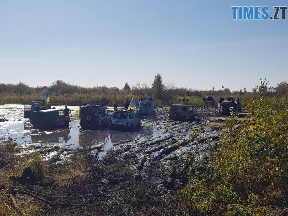 Off roаd 2 - На Житомирщині влаштували перегони на виживання для справжніх екстремалів