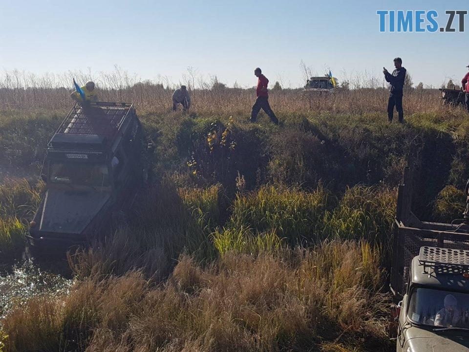 Off roаd 3 - На Житомирщині влаштували перегони на виживання для справжніх екстремалів