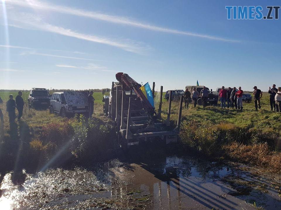 Off roаd 6 - На Житомирщині влаштували перегони на виживання для справжніх екстремалів