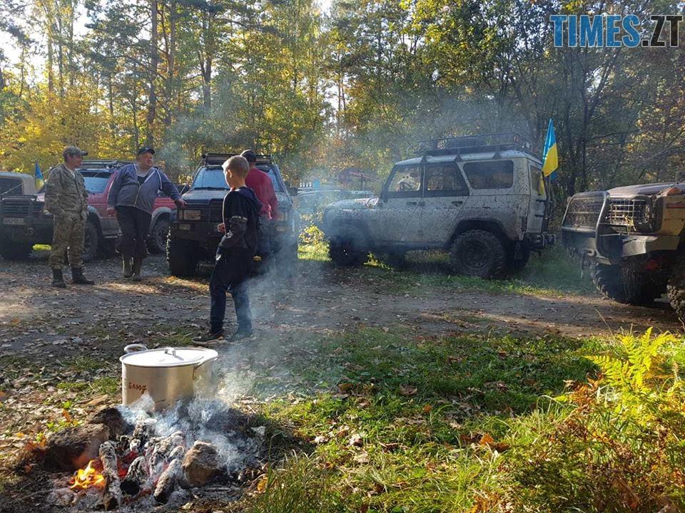 Off roаd 8 - На Житомирщині влаштували перегони на виживання для справжніх екстремалів