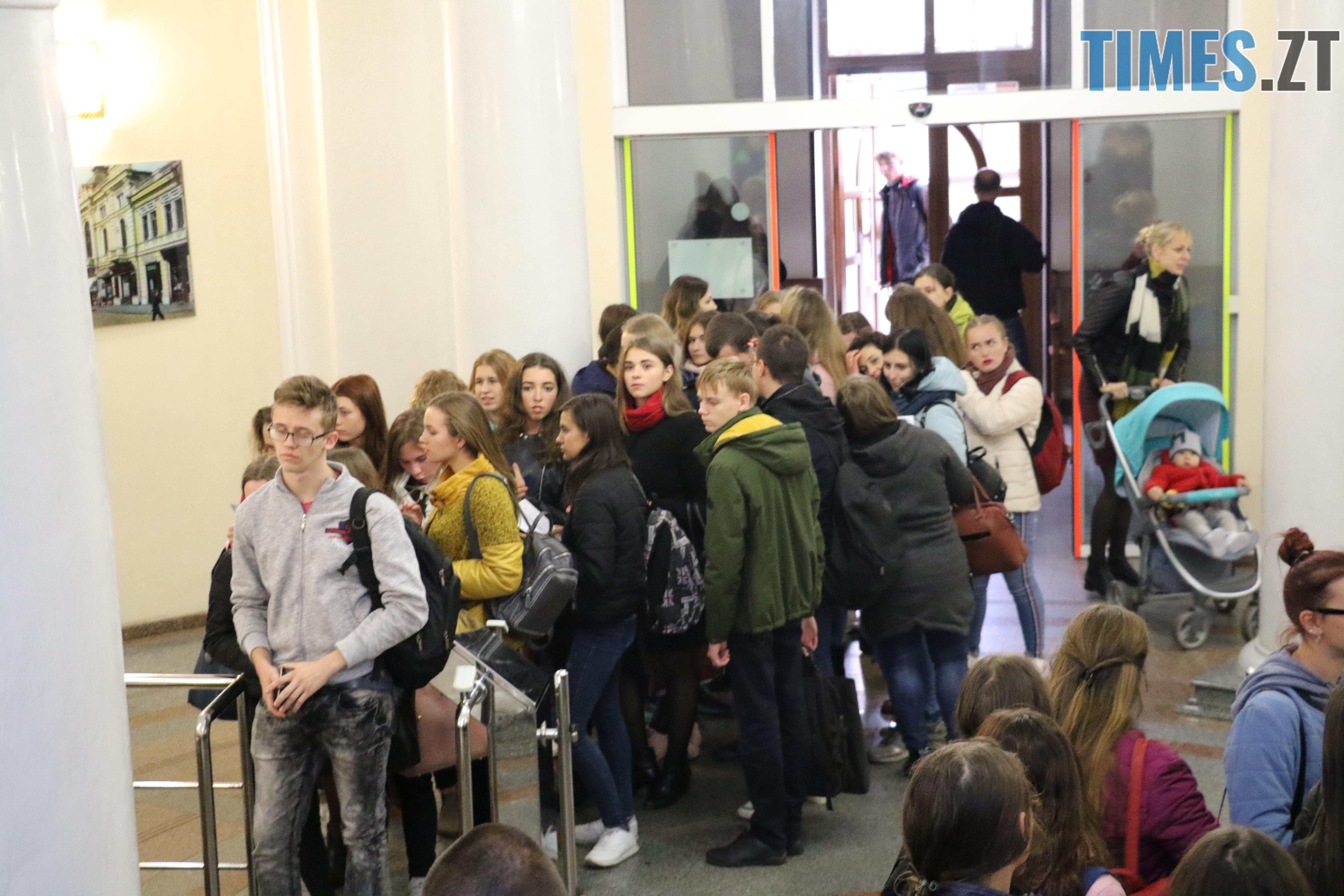 img1538572325 7 - Махінації на «Бюджеті участі»: у міській раді підозрюють, що студентів примусили голосувати за певні проекти (ФОТО)