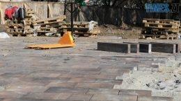 img1540199713 1 260x146 - Як реконструюють сквер на розі вулиць Лятошинського та Небесної Сотні