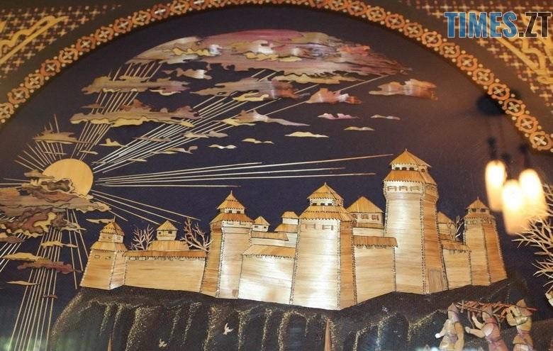 vistavka soloma klimovits 0000016 - Житомирський художник створює 3D-шедеври із соломи