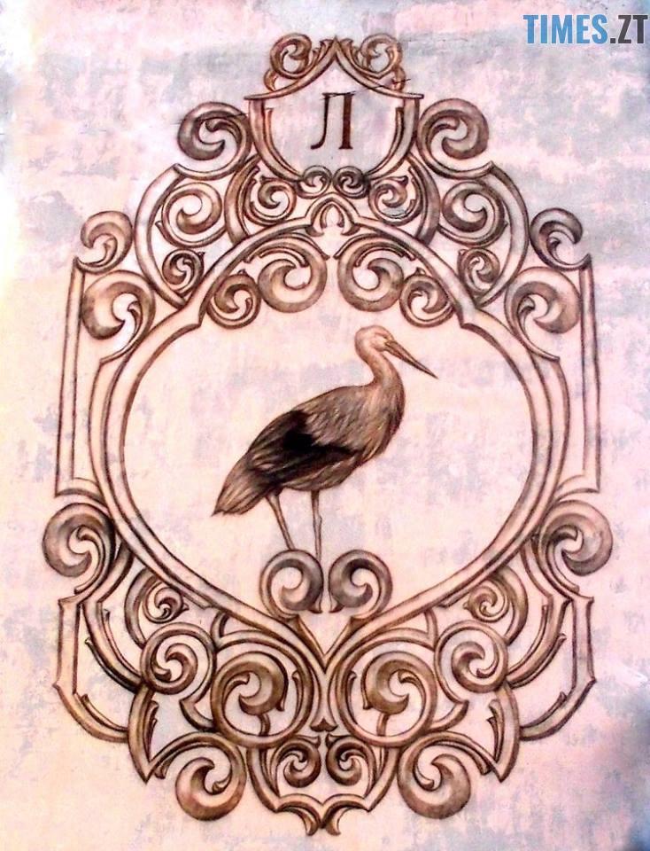 Фещук Л Михайлівська 11 дріб 2 - Місто стінописів: вуличне мистецтво, яке робить Житомир особливим (спецвипуск)
