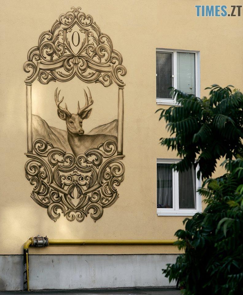 абетка зі сторінки краба 1 Київська 73 - Місто стінописів: вуличне мистецтво, яке робить Житомир особливим (спецвипуск)