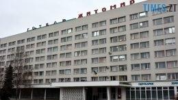 житомир 260x146 - З готелю «Житомир» виселять 88 переселенців з Донбасу