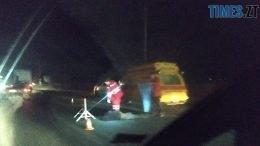 сінгури 1 260x146 - Біля Сінгурів водій Volkswagen Touareg насмерть збив пішохода