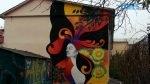 Укртелекомом у дворах. Орієнтовно Київська 24 5 150x84 - Місто стінописів: вуличне мистецтво, яке робить Житомир особливим (частина 2)