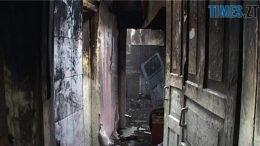 бердичів 260x146 - П'ятиповерхівка вже не придатна для життя: у жахливій пожежі в Бердичеві загинув військовий