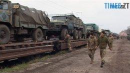 260x146 - Воїни-артилеристи приїхали у Бердичів: не самі, а з друзями (ВІДЕО)