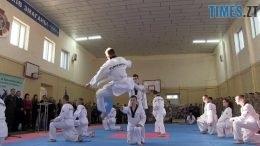 ЖВІРЕ 260x146 - У Житомирському військовому інституті відкрили першу в Україні школу тхеквондо
