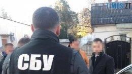 прокурор 260x146 - На Житомирщині працівники СБУ впіймали на хабарі чергового прокурора (ФОТО)