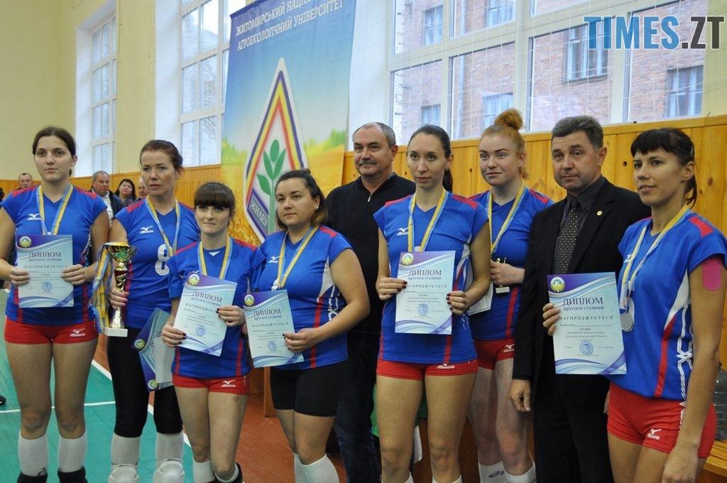 11 1 1024x680 - У Житомирі відбулися Всеукраїнські фінальні змагання з волейболу ВФСТ «Колос»: результати