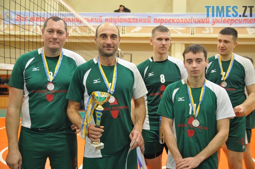 13 1 1024x680 - У Житомирі відбулися Всеукраїнські фінальні змагання з волейболу ВФСТ «Колос»: результати