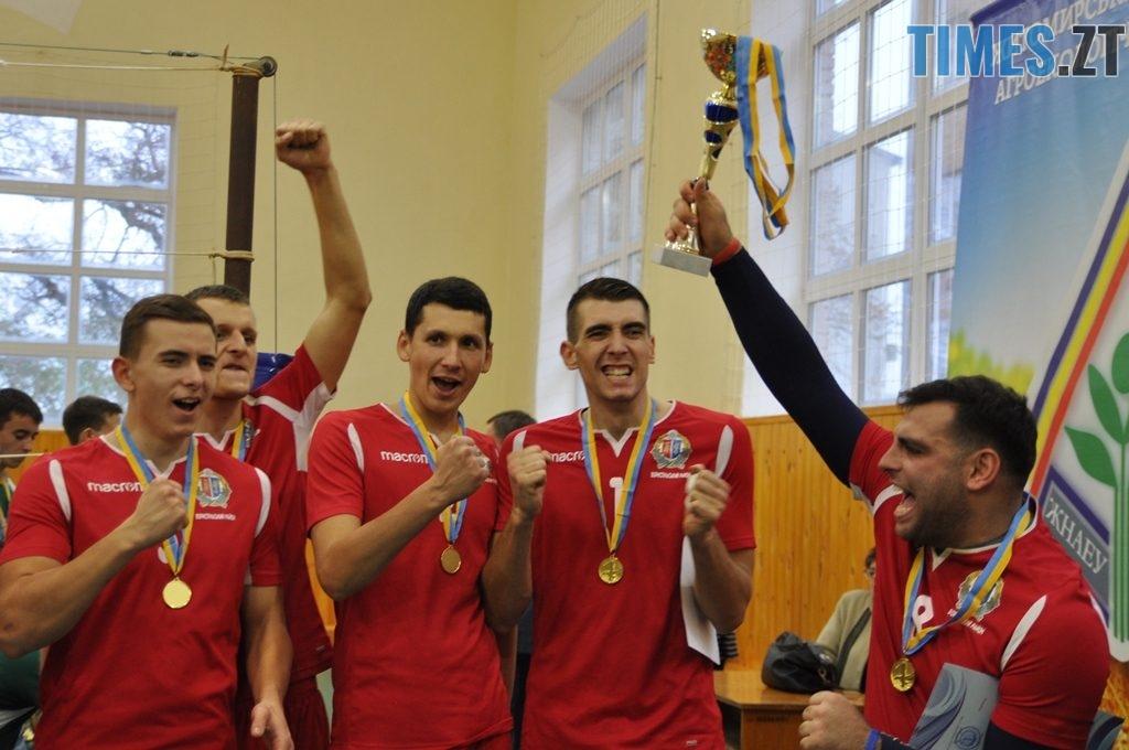 14 1 1024x680 - У Житомирі відбулися Всеукраїнські фінальні змагання з волейболу ВФСТ «Колос»: результати