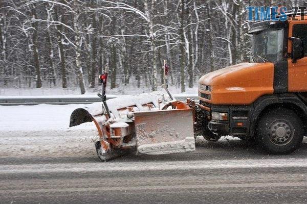 143309 - Скільки людей і техніки прибирають Житомир та автодороги області
