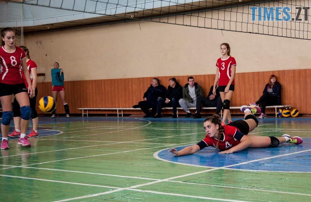 2 1 1024x668 - У Житомирі відбулися Всеукраїнські фінальні змагання з волейболу ВФСТ «Колос»: результати