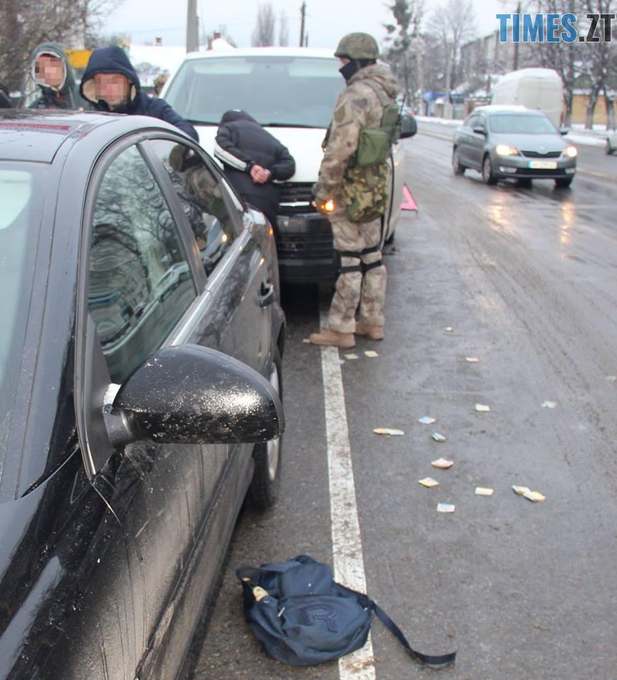 46752301 1030593723814279 6283664821950873600 n - У центрі Житомира силовики затримали групу квартирних злодіїв
